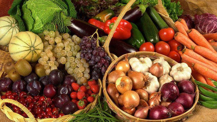 A 4,10 euros le kilo en moyenne, le prix des fruits a augmentéde 18% en 2016. Celuides légumes a progressé, pour sa part, de 10%. (MAXPPP)