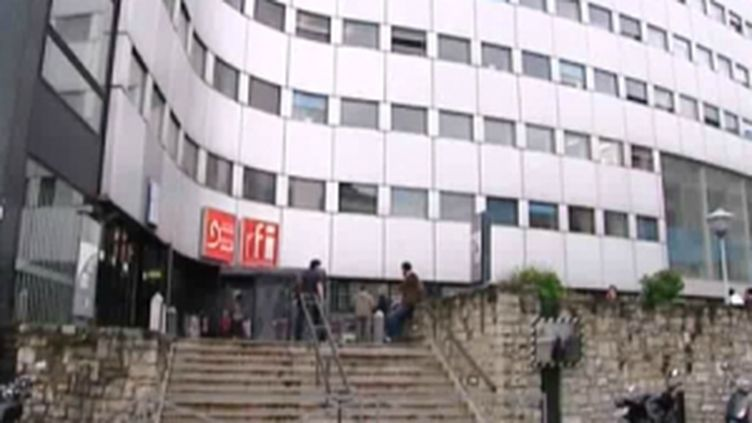 La maison de Radio France (France 3 PIC)