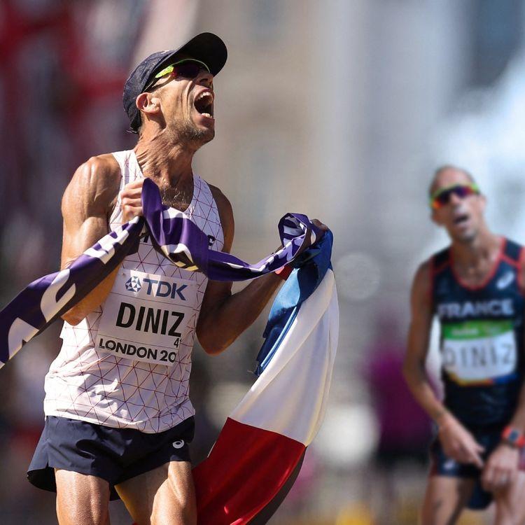 Entre la désillusion de Rio et le titre mondial de Londres, Yohann Diniz n'aura mis qu'un an pour effacer le mauvais souvenir.