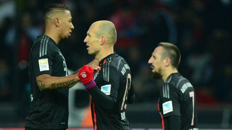 Sur la pelouse du Hertha Berlin, Arjen Robben a ouvert le score en faveur du Bayern Munich.
