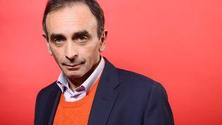Eric Zemmour à Paris, le 5 avril 2013. (BALTEL/SIPA)