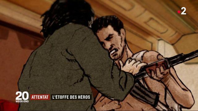 Attentats : comment devient-on un héros ?