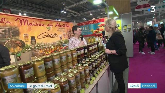 Salon de l'agriculture : le miel à la fête