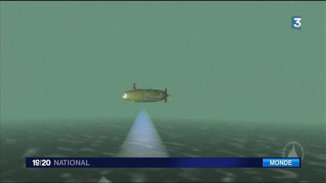 Crash du vol d'EgyptAir : une boîte noire retrouvée