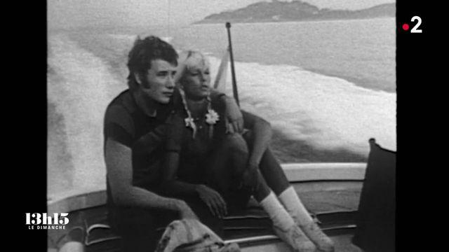 """VIDEO. """"On était un vrai couple... pas que de papier glacé"""", dit Sylvie Vartan qui a été mariée à Johnny Hallyday de 1965 à 1980"""