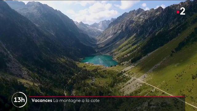Tourisme : le succès des vacances à la montagne