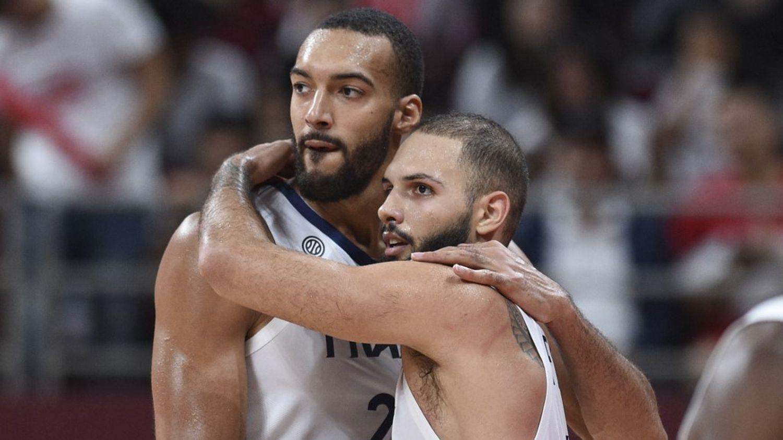 JO de Tokyo : Vincent Collet dévoile sa liste de 12 joueurs avec les  pensionnaires de NBA Rudy Gobert, Evan Fournier et Nicolas Batum