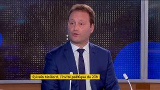 Sylvain Maillard (LREM) (FRANCEINFO)