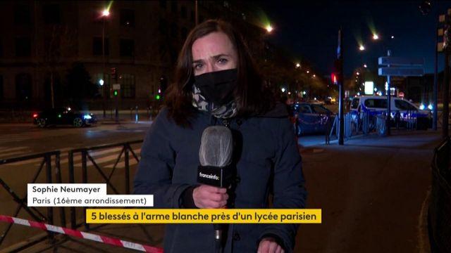 Paris : cinq blessés lors d'une rixe violente près d'un lycée