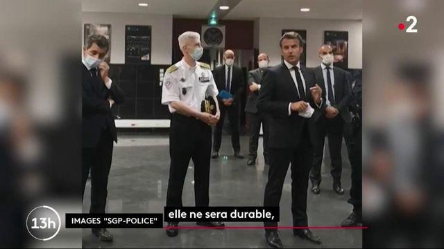 Emmanuel Macron : une indemnité de 10 millions d'euros pour la police