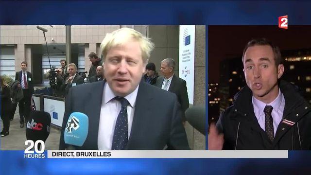 Les ministres de l'UE se concertent suite à l'élection de Donald Trump