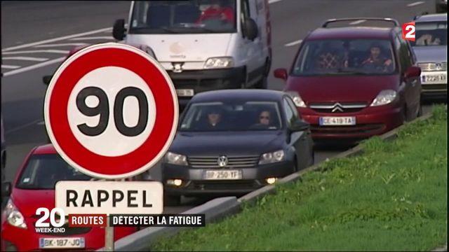 Sécurité routière : bientôt des tests pour calculer votre fatigue ?