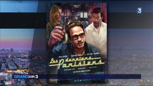 L'affiche du film Les derniers Parisiens (France 3)