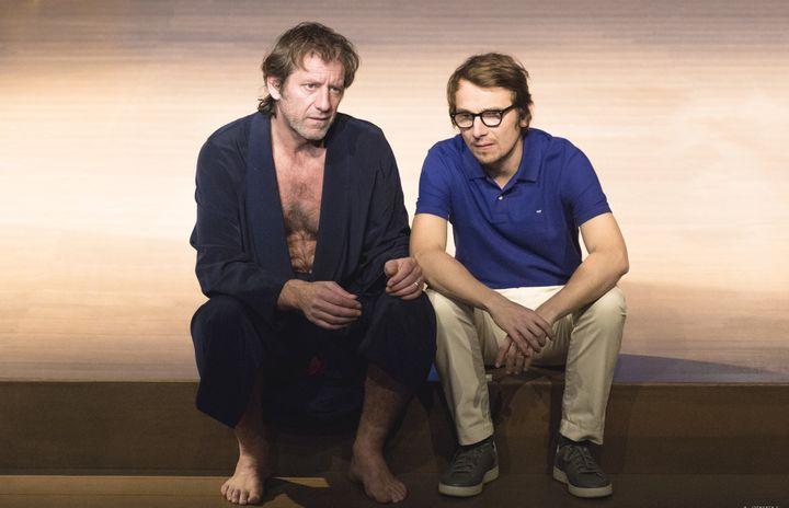 Vincent Winterhalter et Lorant Deutsch  (J.Stey)