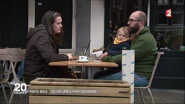 Pays-Bas : la semaine de travail à 30h, un exemple à suivre?