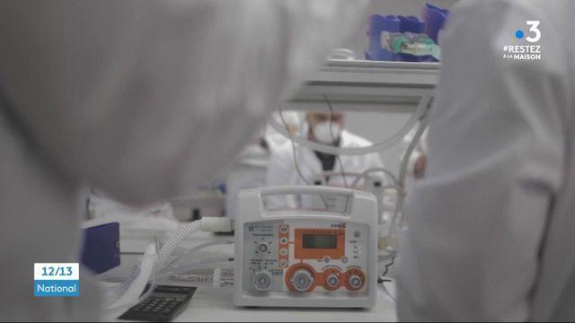 Coronavirus : les respirateurs commandés par l'État jugés inadaptés