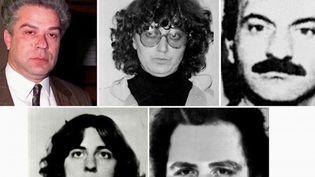 Terrorisme :sept membres des Brigades rouges italiennes arrêtés en France (France 3)