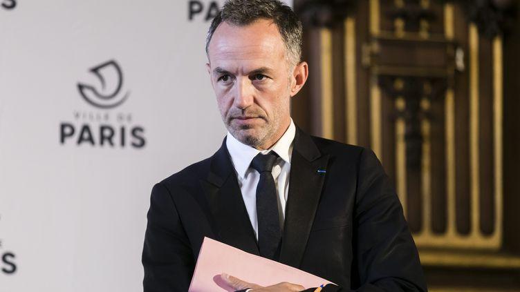 Emmanuel Grégoire, le 6 juin 2019. (VINCENT ISORE / MAXPPP)