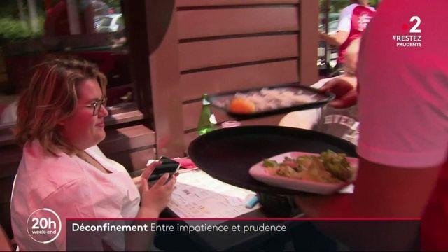 Déconfinement : est-ce la prudence ou l'impatience qui domine chez les Français ?