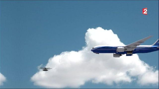 Roissy : un avion a évité la collision avec un drone