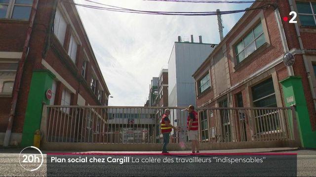Nord : gronde des salariés de l'entreprise Cargill