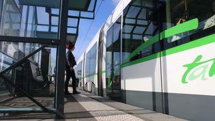 Photo d'illustration dutramway de Nantes. (MAXPPP)