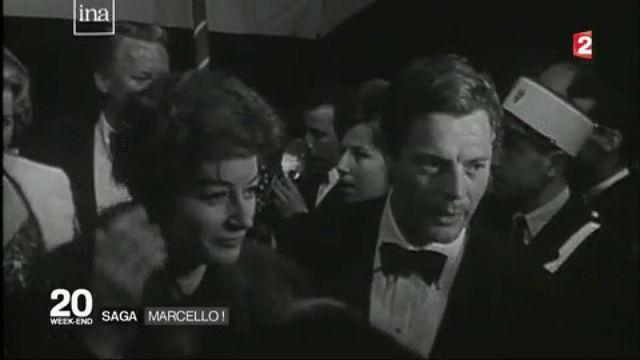 Cinéma : l'histoire de la légende Marcello Mastroianni