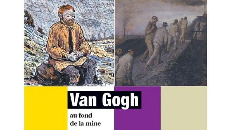 """""""Van Gogh au fond de la mine"""", un livre de Bruno Vouters"""