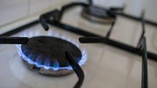 Illustration d'une cuisiniere à gaz. (AURELIEN MORISSARD / MAXPPP)