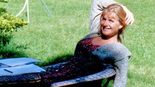 Une photo non datée de Sophie Toscan du Plantier, assassinée en Irlande en 1996. (PATRICK ZIMMERMANN / AFP)