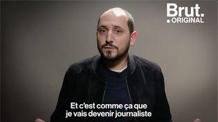VIDEO. Les moments qui ont changé la vie de Karim Rissouli (BRUT)