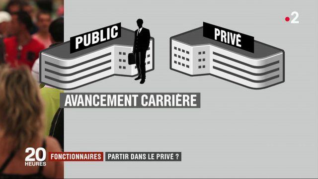 Fonctionnaires : il sera plus facile de partir vers le privé