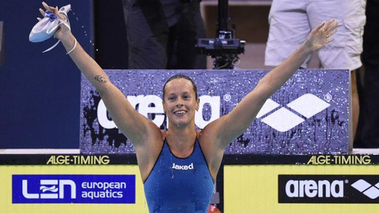 Federica Pellegrini, championne du 200m NL à Berlin