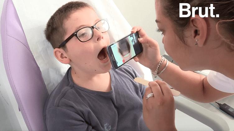 En France, la télémédecine devient réalité (BRUT)