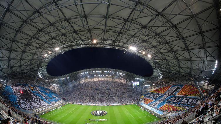 L'Orange Vélodrome de Marseille (EMMANUEL BARRANGUET / AFP)
