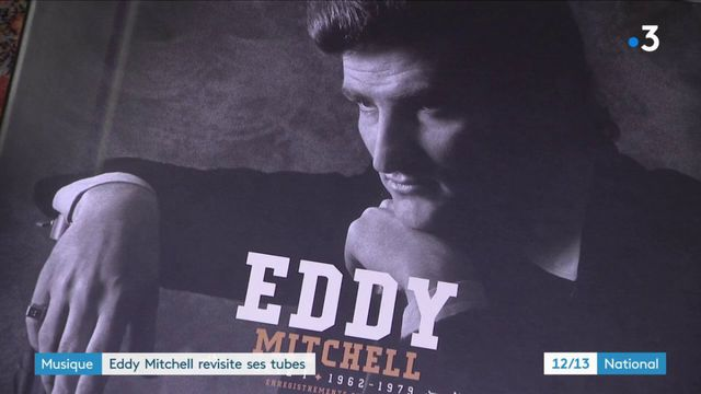 Musique : Eddy Mitchell revisite ses tubes