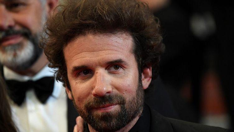 Cyril Dion, le 16 mai 2019, au Festival de Cannes. (LOIC VENANCE / AFP)
