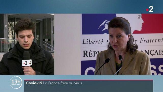 Covid-19 : la France face au virus