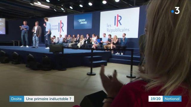 Droite : Valérie Pécresse applaudie par les Jeunes Républicains, Xavier Bertrand hué