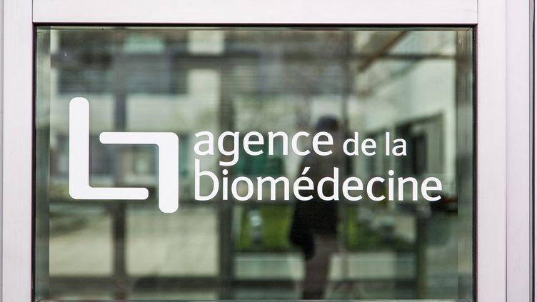 L'Agence de la biomédecine, à La Plaine Saint-Denis (Seine-Saint-Denis). (GARO / PHANIE / AFP)