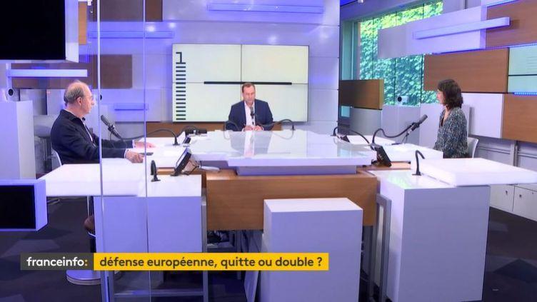 Les débats de l'éco du samedi 18 septembre 2021. (FRANCEINFO / RADIOFRANCE)
