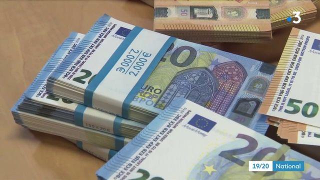 """Faux billets : plusieurs commerçants piégés par la """"movie money"""""""