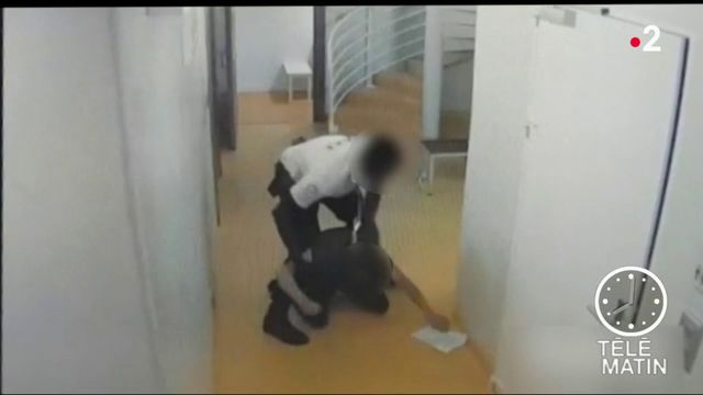 Violences policières au TGI de Paris: le policier en garde à vue