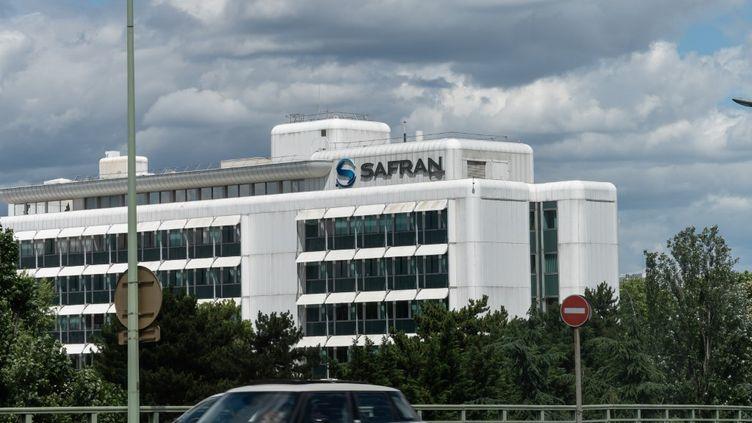 L'entreprise Safran doit mettre en place l'activité partielle de longue durée. (RICCARDO MILANI / HANS LUCAS)