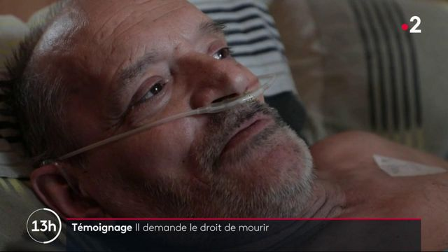 Droit à mourir : l'appel d'Alain Cocq à Emmanuel Macron