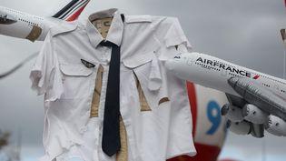 Le 6 octobre, lors d'un comité d'entreprise extraordinaire d'Air France, des syndicalistes ont pris à partie des dirigeants de l'entreprise. (VINCENT ISORE / MAXPPP)
