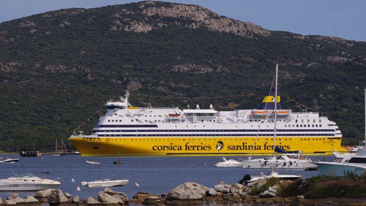 Le Mega Smeralda va servir notamment de salle de presse pour les journalistes du Tour de France en Corse