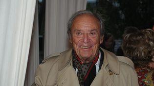 L'acteur Jean-Marc Thibault, le 12 avril 2012. (MAXPPP)