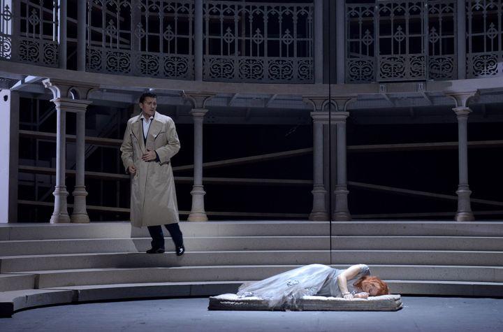 Piotr Beczala est formidable  (Vincent Pontet/Opéra national de Paris)