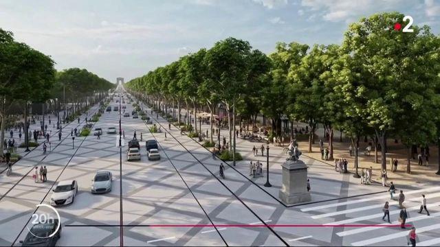 Champs-Élysées : les Franciliens ont-ils eu de bonnes idées pour transformer l'avenue ?